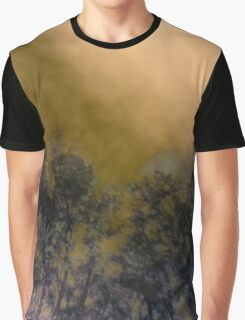 pinhole image of trees Graphic T-Shirt