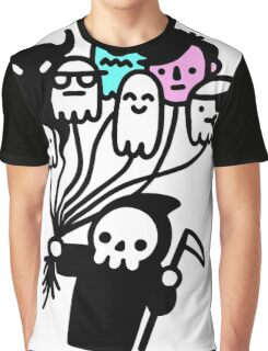 Soul Collector Doodle Graphic T-Shirt