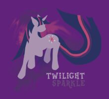 Twilight Sparkle Silhouette Shirt by jewlecho