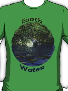 Celtic Earth and Water Shirt T-Shirt