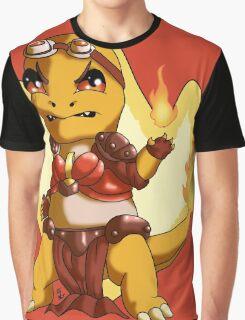 Chandra-Mander Graphic T-Shirt