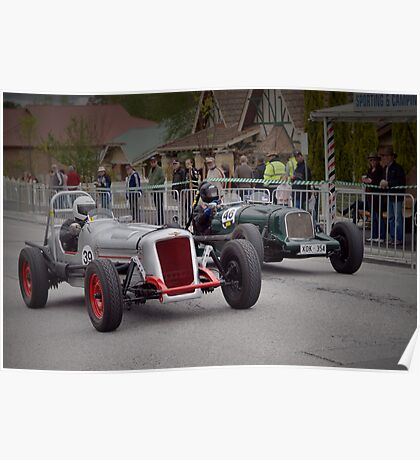 Dodge Special and Plymouth Special Poster