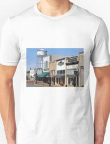 Historic Downtown Henderson, Texas T-Shirt