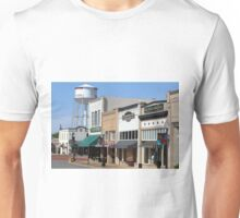 Historic Downtown Henderson, Texas Unisex T-Shirt