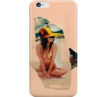 yellow hat flag prize iPhone Case/Skin
