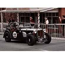MG TC Holden Special 1947 Photographic Print