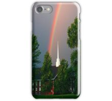 Line To God iPhone Case/Skin