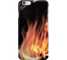 Camp Fire iPhone Case/Skin