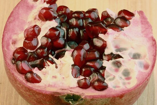 Pomegranate by Robert Armendariz
