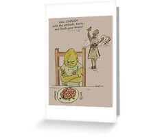 """Kevin's """"life"""" Greeting Card"""