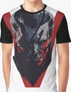 MGS11 - PHANTOM PAIN Graphic T-Shirt