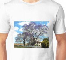 Jacarandas in bloom Unisex T-Shirt