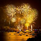2012 sydney NYE fireworks - 2 by houenying
