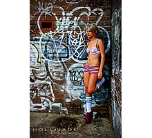 Trash Wonderland Photographic Print