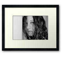 Zuleiga III Framed Print