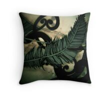 Feather Flight Throw Pillow