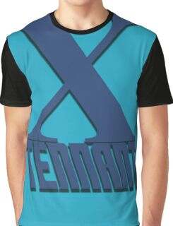 Doctor Who: X - Tennant Graphic T-Shirt
