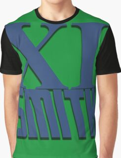 Doctor Who: XI -Smith Graphic T-Shirt