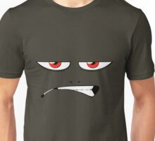 The Not Amused Face Shirt Unisex T-Shirt