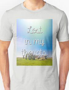 hipster background Unisex T-Shirt