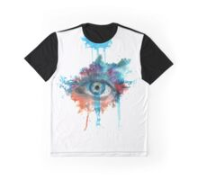 Woman's Eye Graphic T-Shirt