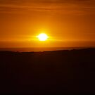 Sunrise - Stockton Beach, NSW by Joe Hupp