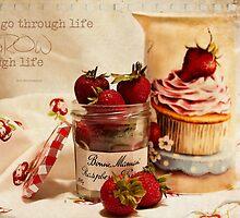 Don't go through life ...................... by SandraRos