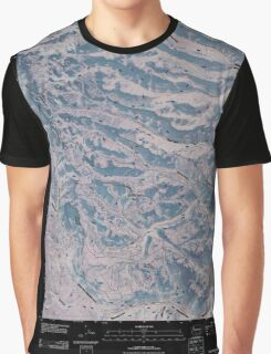 USGS Topo Map Washington State WA Willy Dick Canyon 20110502 TM Inverted Graphic T-Shirt