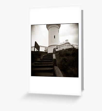 { keeper of the light } Greeting Card