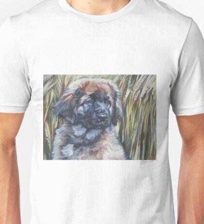 Leonberger Fine Art Painting Unisex T-Shirt