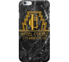 Hotel Cortez - American Horror Story Hotel iPhone Case/Skin