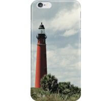 Ponce de Leon Inlet Lighthouse iPhone Case/Skin