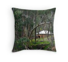 The Pines Reserve Throw Pillow