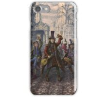 Rowdies of Suidemor iPhone Case/Skin