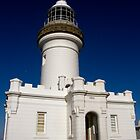 Cape Byron Lighthouse.Old as Federation by tunna