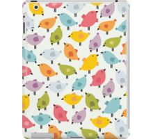 Cute birds. iPad Case/Skin