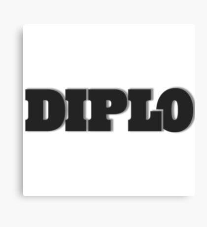 Diplo Canvas Print