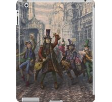 Rowdies of Suidemor iPad Case/Skin