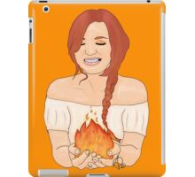 Hestia iPad Case/Skin