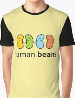 Human Beans logo only Graphic T-Shirt