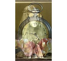 Time's passages Photographic Print