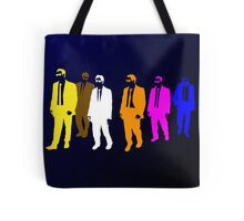 Reservoir Colors with Mr. Blue Tote Bag