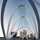 Seafarers Bridge Melbourne by oddoutlet