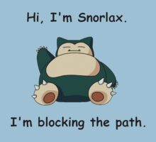 Snorlax funny by alexcool