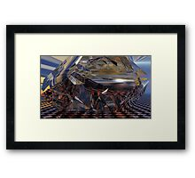 Alternative Bigger Bang Framed Print