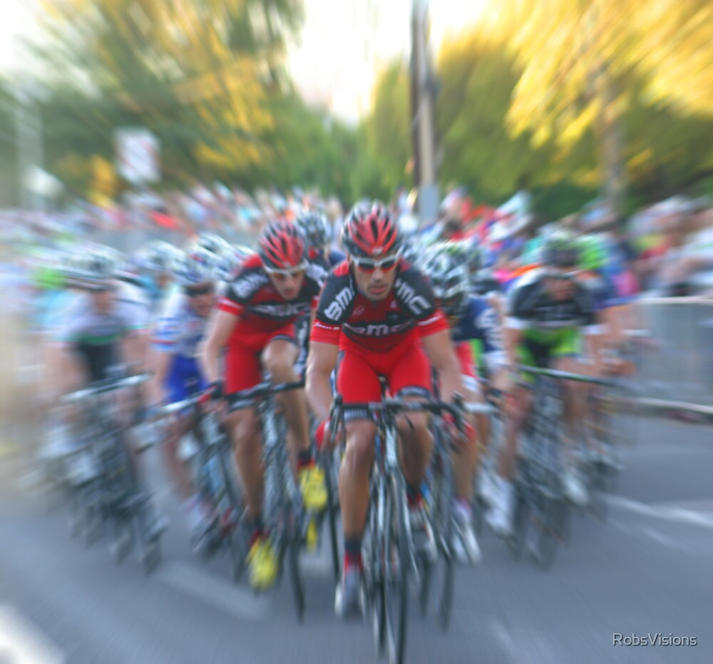 The Peloton by RobsVisions