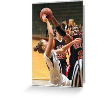 Missouri-St. Louis vs UIndy 6 Greeting Card
