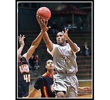UIndy vs Missouri-St. Louis Mens 8 Photographic Print