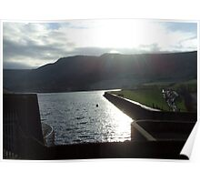 Dovestones Reservoir, Saddleworth Poster