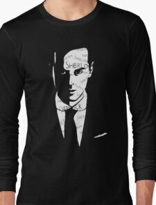 Moriarty's Obsession Long Sleeve T-Shirt